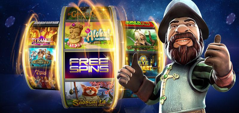 Freespins och gratis free spins är två varianter av gratissnurr