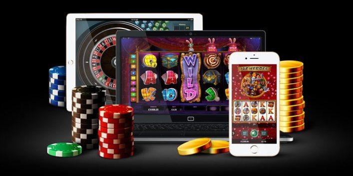 det finns gott om spel hos casinon online
